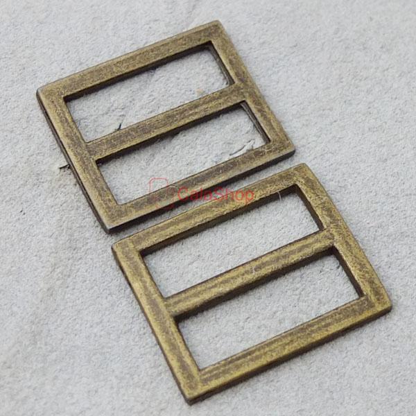 1-1-5-2-25mm-38mm-50mm-Adjustor-Triglides-Slides-Leather-strap-Webbing-Bronze
