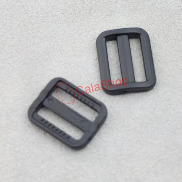 3-8-5-8-3-4-1-Plastic-Triglides-Slides-4-Buckle-Leather-strap-Belt-Webbing