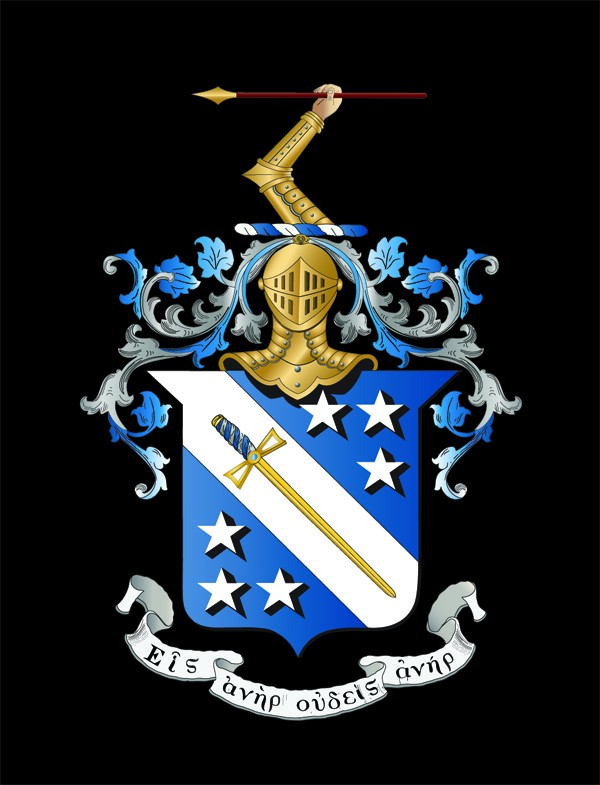 Fraternity And Sorority Arms Seals Flags And Other Insignia
