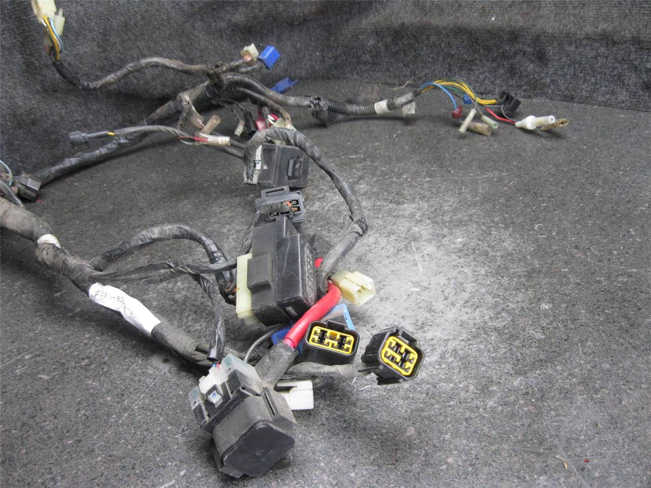 32 Yamaha V Star 650 Wiring Diagram