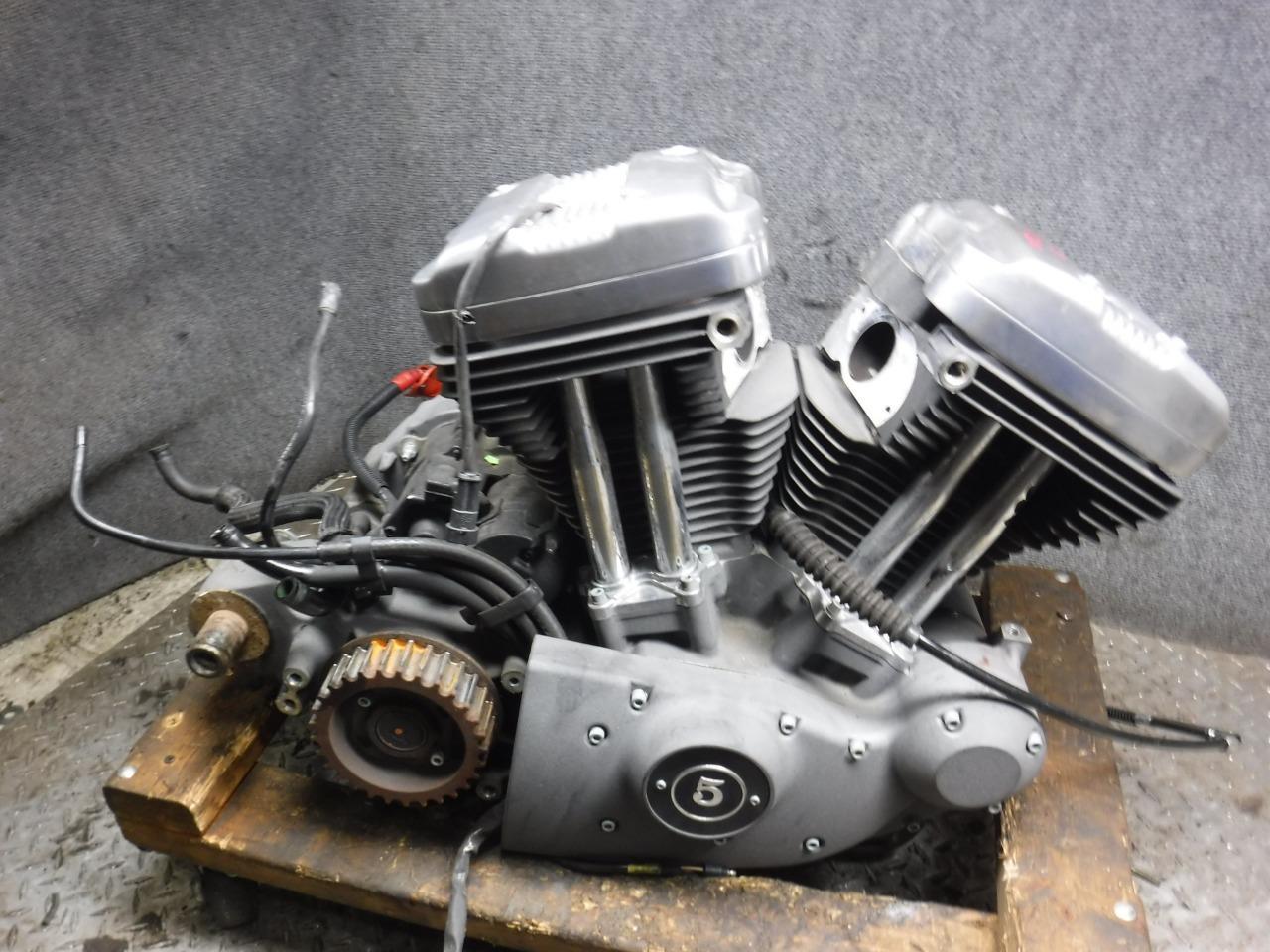 07 Harley Sportster XL 1200 XL1200 Engine Motor 72D | eBay