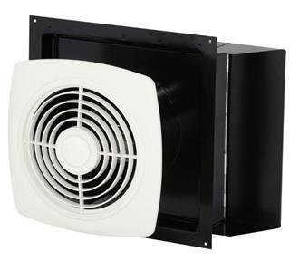 Through the wall exhaust fan bathroom laundry kitchen - Through the wall exhaust fan for bathroom ...