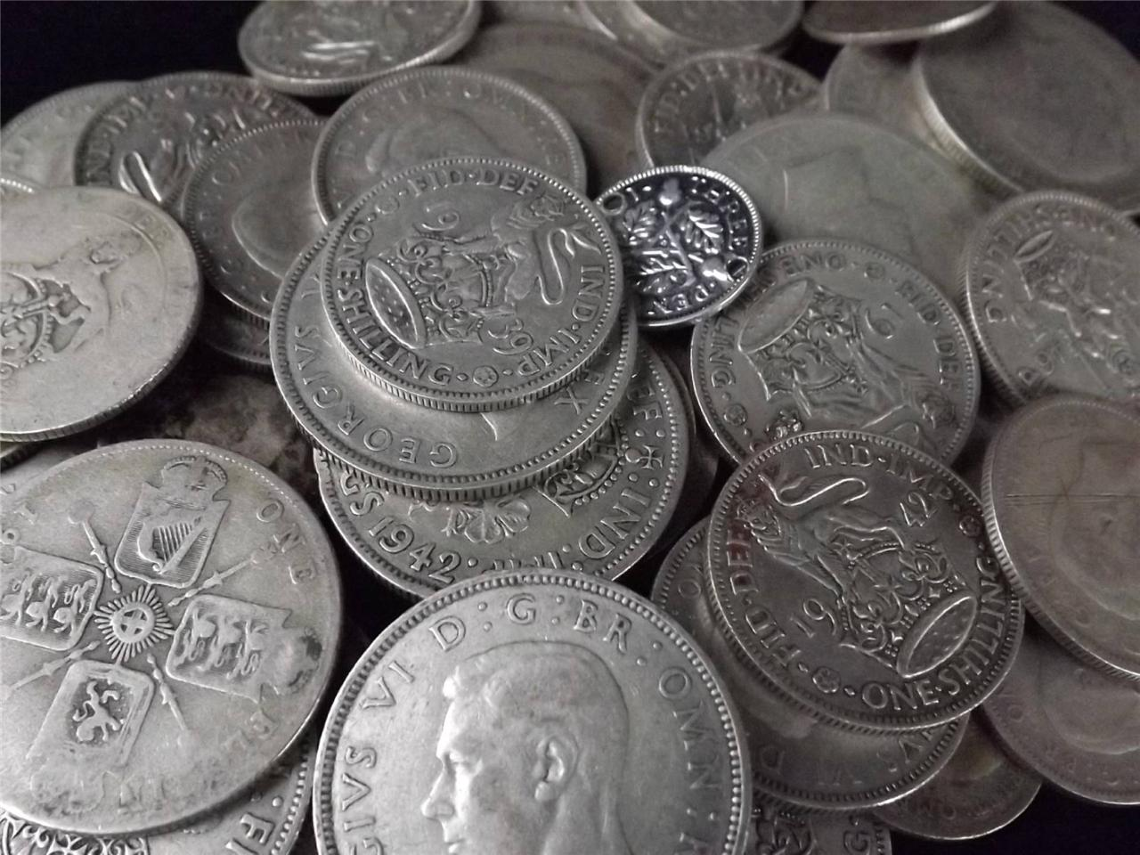 Buy Junk Silver Bags of Silver Quarters or Dimes