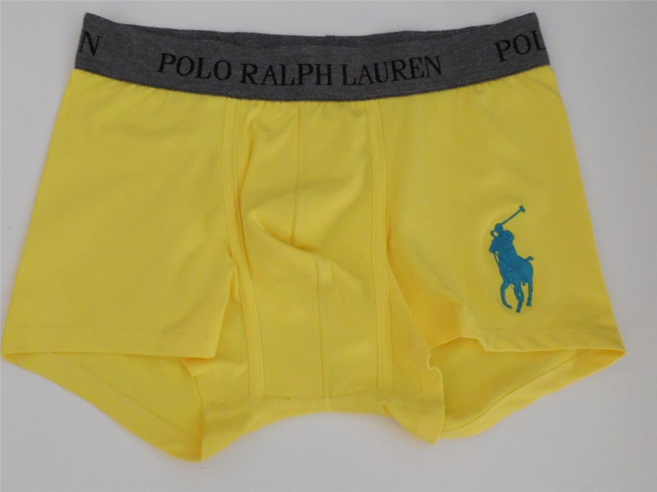 Ralph lauren big pony stretch cotton boxer trunks shorts bnwt rrp 163 27