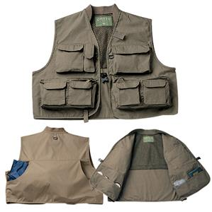 Orvis clearwater fishing vest olive sizes m l xl xxl for Orvis fishing vest