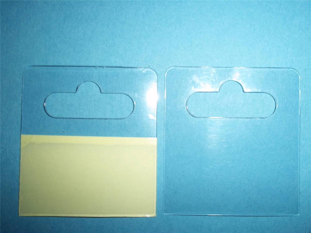 Eurohook-Slot-Hanging-Hang-Tabs-PVC-H50-x-W45-Ultra-Strong-Self-Adhesive