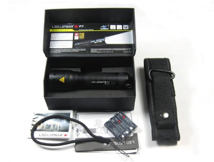led lenser p7 instructions