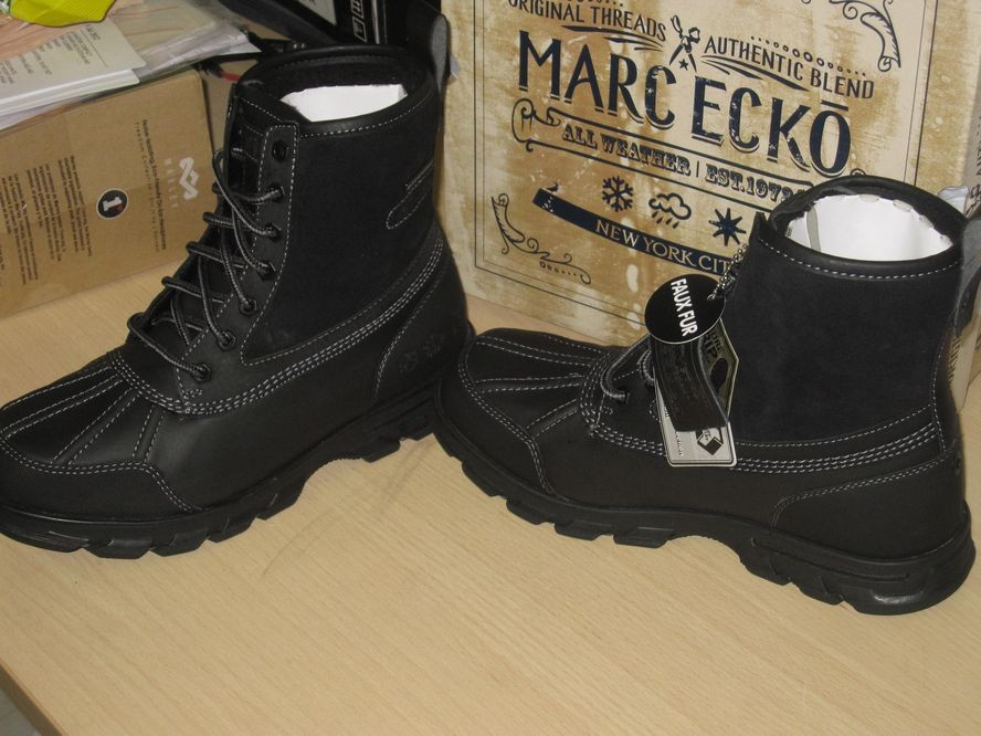 marc ecko s grierson shoes smooth water resistant