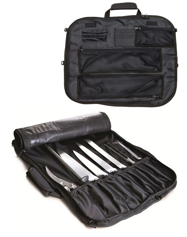chefs knife bag jbs wear 5kbag utensil bag lockable oxford satchel bag ebay. Black Bedroom Furniture Sets. Home Design Ideas