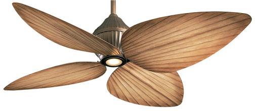 Minka Aire Bronze Gauguin Ceiling Fan Model F581 ORB