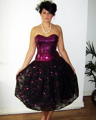 50s prom dress