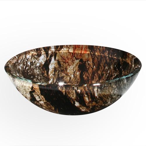 Glass Vanity Bowls : Details about Bathroom Glass Vessel Vanity Sink Bowl Basin GB2101