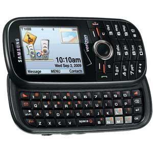 Samsung SCH U450 Intensity Verizon Cell Phone Slider ...