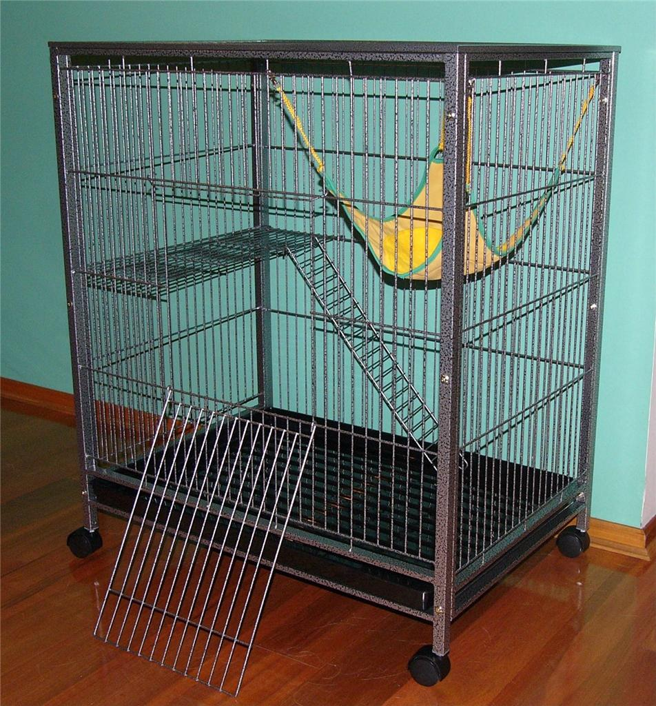 small cat cages