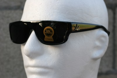 Extra Dark Locs Eazy E Ganster Sunglasses Cholo Rapper on Rummage (1/1)