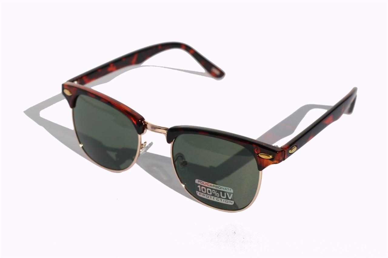 Vintage-Inspired-Classic-Clubmaster-Wayfarer-UV400-SunGlasses-Horned-rim-80s