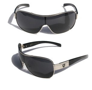 Oversized Mens Sunglasses  mens oversized sunglasses khan eyewear shield sporty wrap around