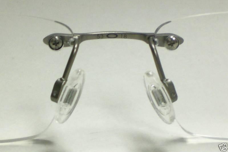 de781a805ec05 Oakley OX5031 EVADE 22-173 Eyeglasses in Titanium Grey .