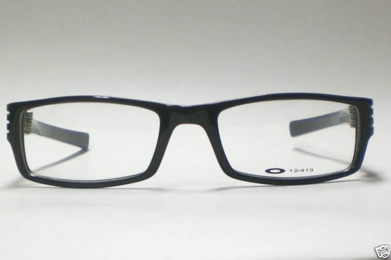 Vogue Eyeglass Frames Target : Oakley Shifter 12-413 Black Smoke Eyeglasses 12413 Auth ...