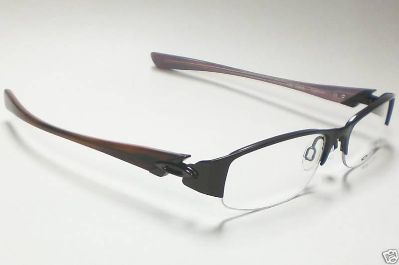 WTS : Oakley RX Prescription Eyeglasses Treaty 4.0 (Sable ...