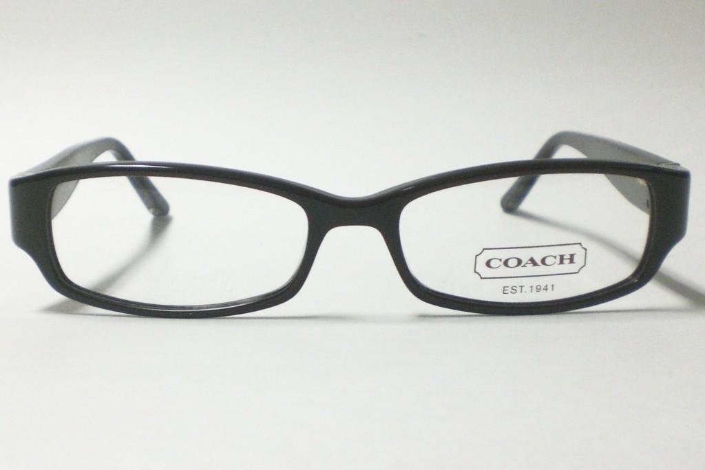 Coach Eyeglass Frames Bernice : COACH BERNICE 844 BROWN EYEGLASSES AUTHENTIC 49