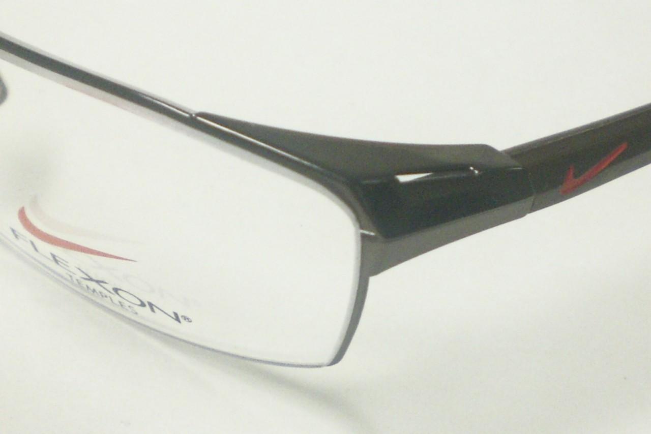 Eyeglass Frames Nike Flexon : NEW NIKE 4200 SILVER 253 FLEXON EYEGLASSES S 55 NEW eBay