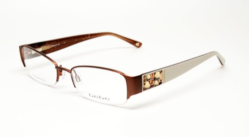 Bebe Eyeglass Frames 2014 : BEBE AMOROUS BB 5015 SMOKED TOPAZ SIZE 51 EYEGLASSES eBay