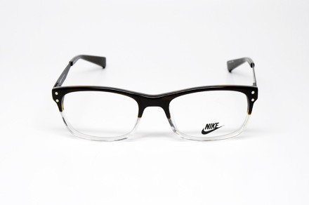 clear frame ray ban sunglasses  brown clear