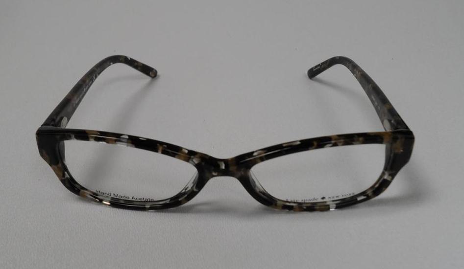 Kate Spade Sheba Eyeglass Frames : KATE SPADE SHEBA 0DA5 S. 51 53 EYEGLASSES FLECKED TORTOISE ...