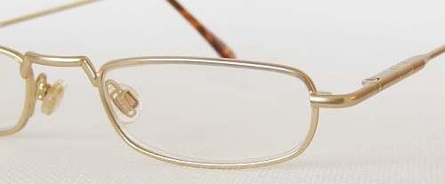 Gold Half Frame Reading Glasses : ZiZi Matte Gold Half Frame Reading Glasses Apex 3 00 eBay