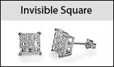 Rhodium Invisible Square