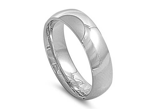 Stainless Steel Women 39 S Men 39 S Plain Wedding Ring Thin Thick Bands W