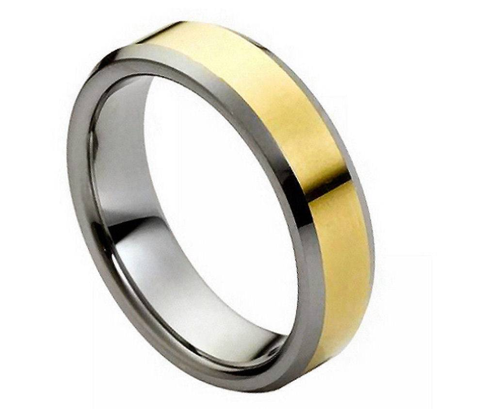 s tungsten carbide wedding ring classic comfort fit