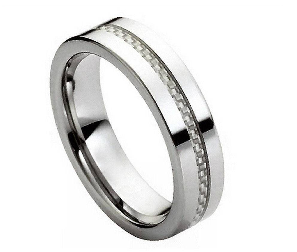 men 39 s tungsten carbide wedding ring classic comfort fit band new fashion jewelry ebay. Black Bedroom Furniture Sets. Home Design Ideas