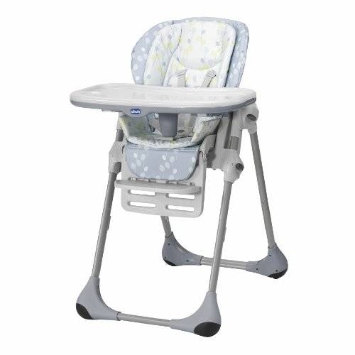 Chicco Polly Double Phase High Chair Flake