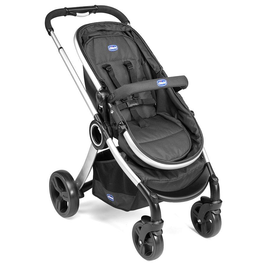 Chicco Urban Stroller Black Ebay