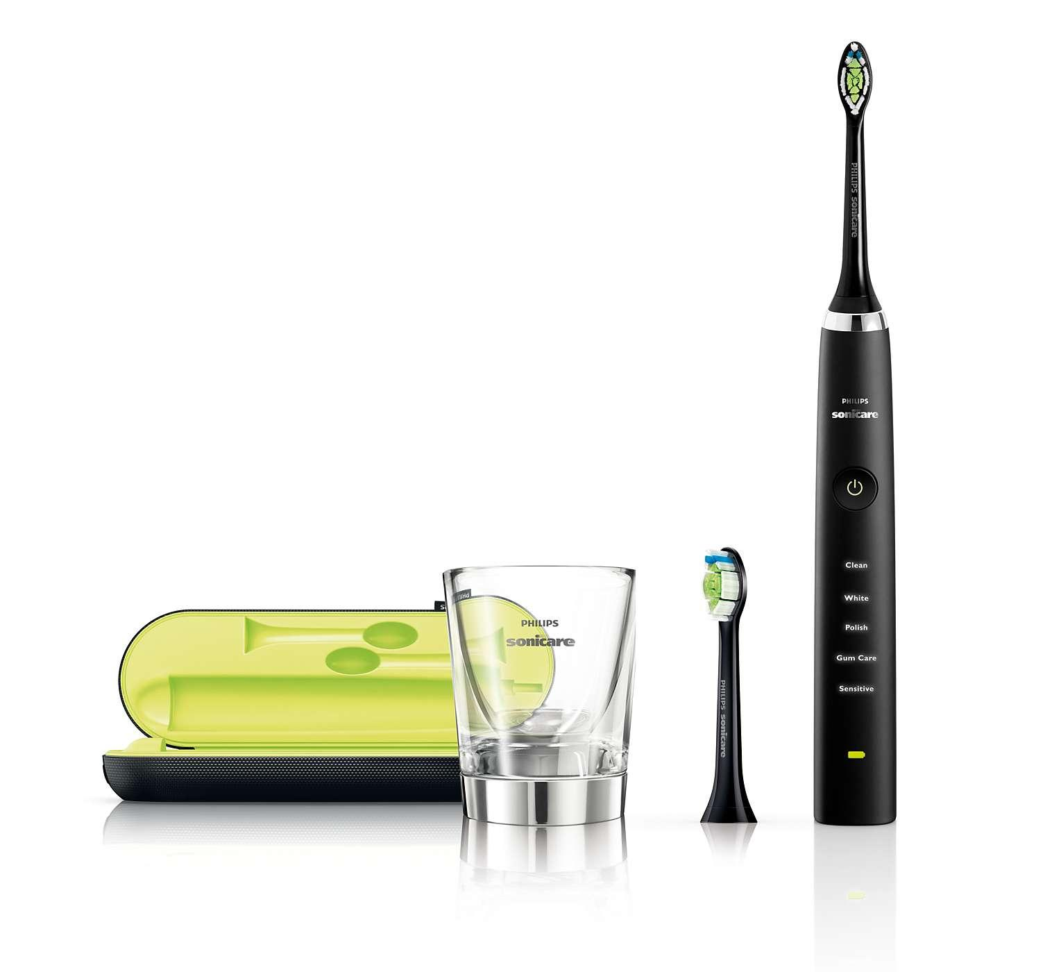 philips sonicare diamondclean rechargeable sonic. Black Bedroom Furniture Sets. Home Design Ideas