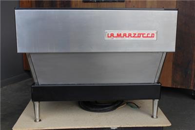 la marzocco linea 2 group av espresso machine ebay. Black Bedroom Furniture Sets. Home Design Ideas