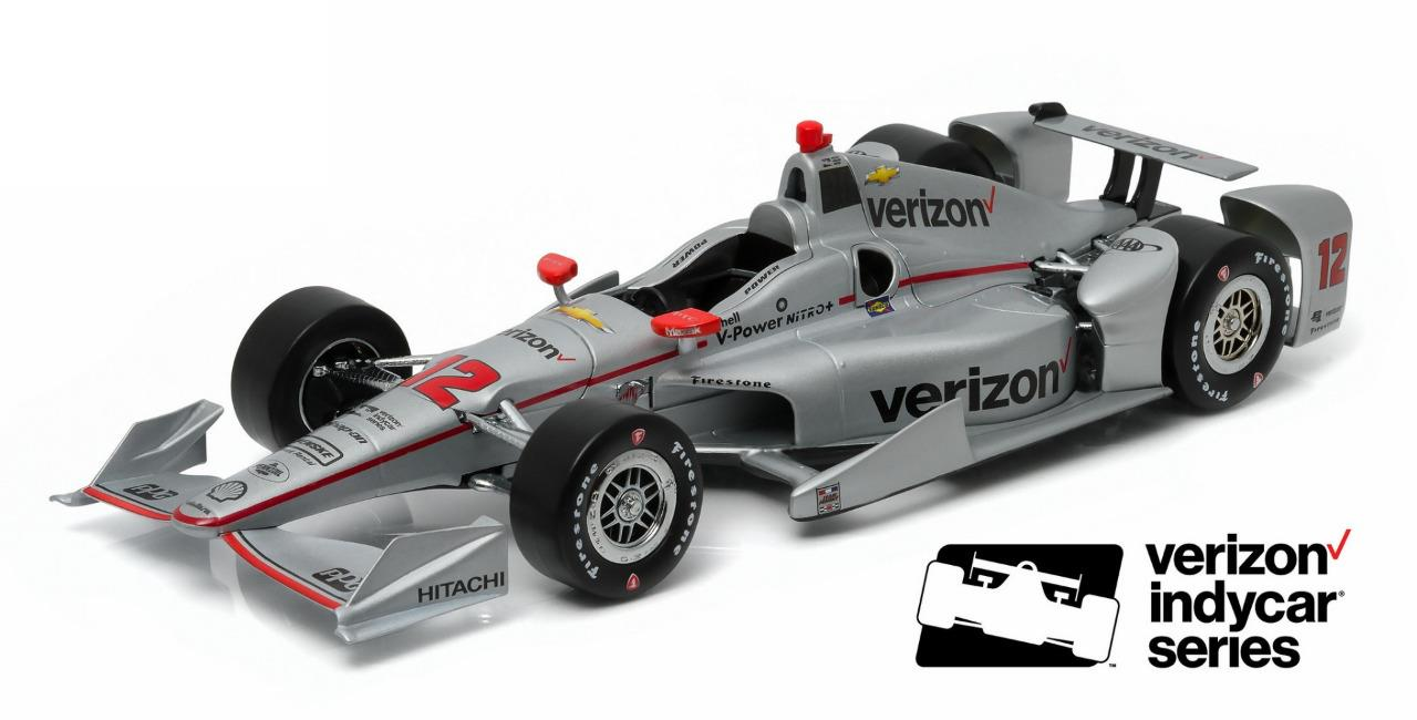 Brand new 1:18 scale diecast model car Officially Licensed by Indycar ...