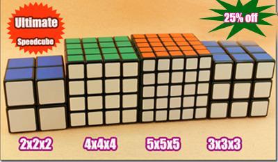 Wie-Ultimate-Speedcube-Rubiks-Cube-2x2-3x3x3-4x4x4-5x5x5-Zauberwurfel-25-off