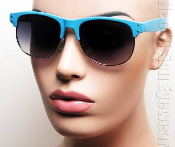 clubmaster style sunglasses  metal clubmaster