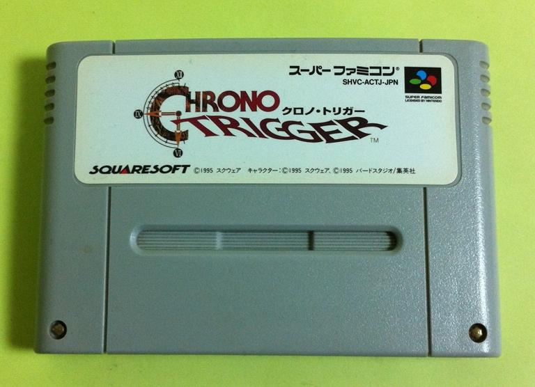 chrono trigger instruction manual