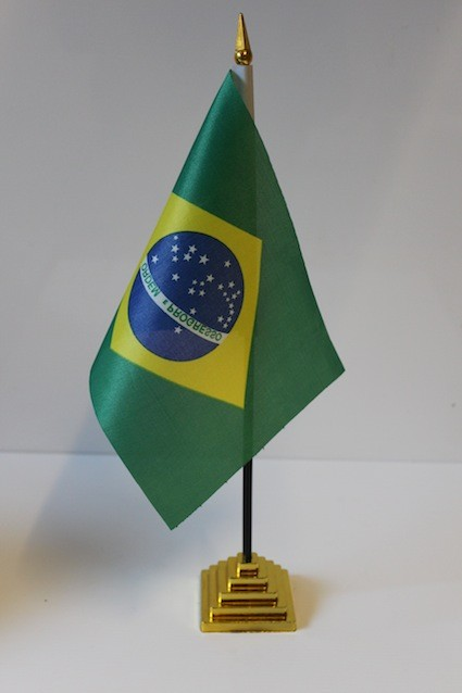 SOUTH-NORTH-AMERICA-Table-Desk-Top-Flag-USA-CANADA-BRAZIL-ARGENTINA