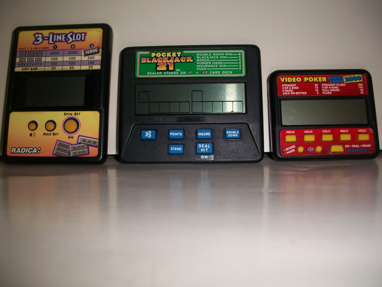 Solitaire Handheld Electronic Game Handheld Games Solitaire
