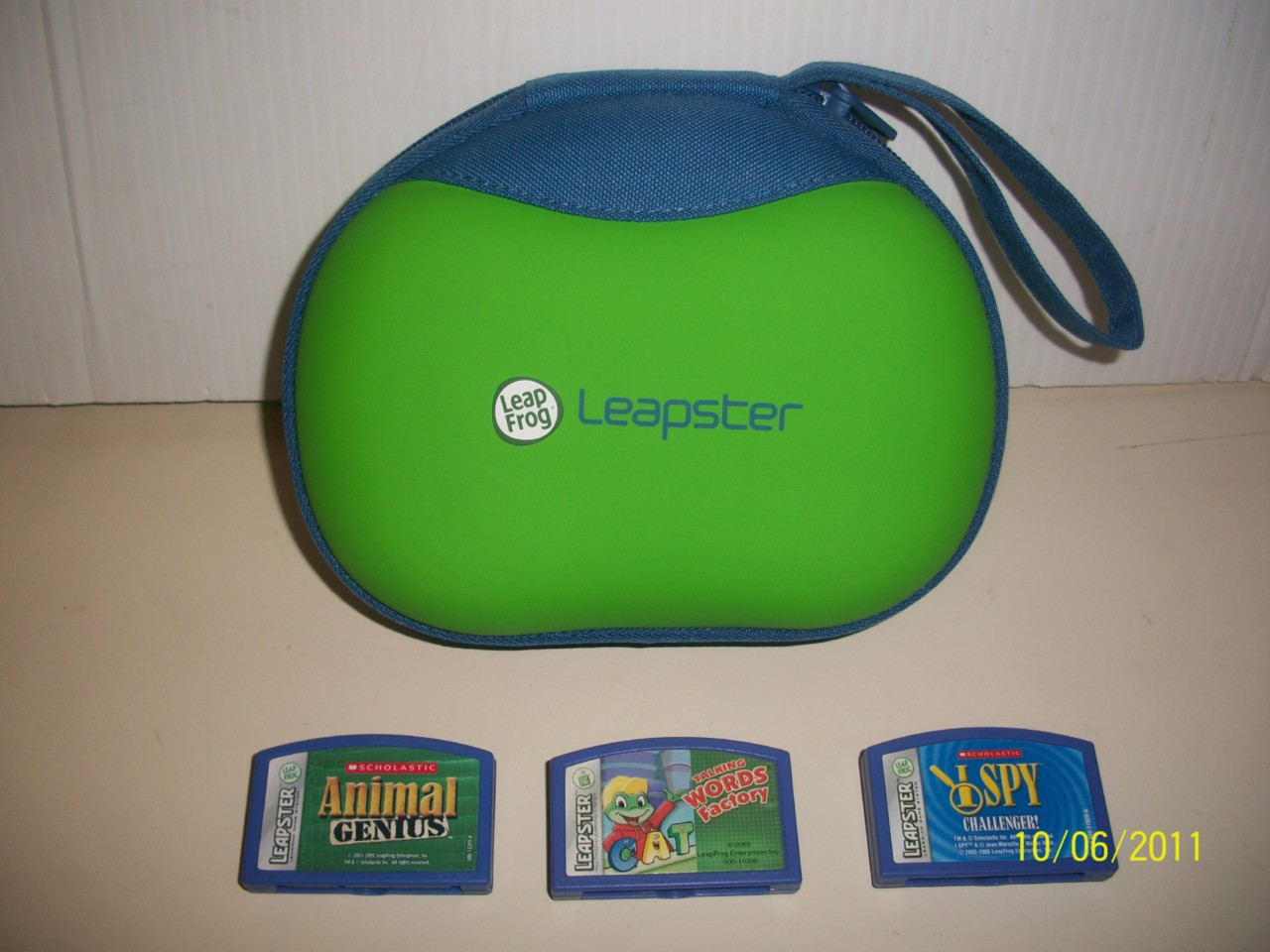Buy LeapFrog Leapster 2 Learning Game System - Green: Kids' Electronics - deviatemonth.ml FREE DELIVERY possible on eligible purchases.
