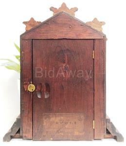 Antique early 19th c ansonia tivoli kitchen mantle u s a clock 978 ebay - Tivoli kitchenware ...