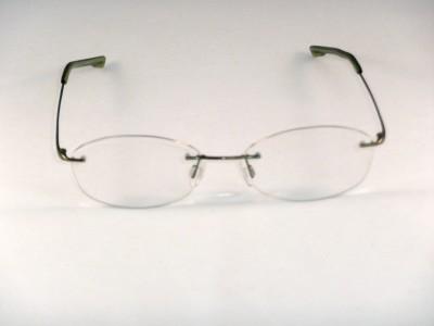 Calvin Klein Eyeglass Frames Titanium : New Calvin Klein 535 08 Titanium Eyeglass Frame Rimless eBay