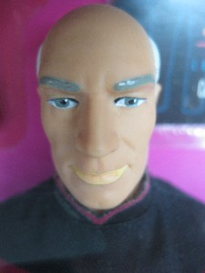 Captain Jean Luc Picard Star Trek 9 Figure Collector Series Playmates