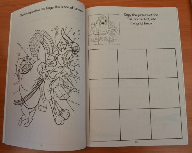 Looney Tunes Word Search