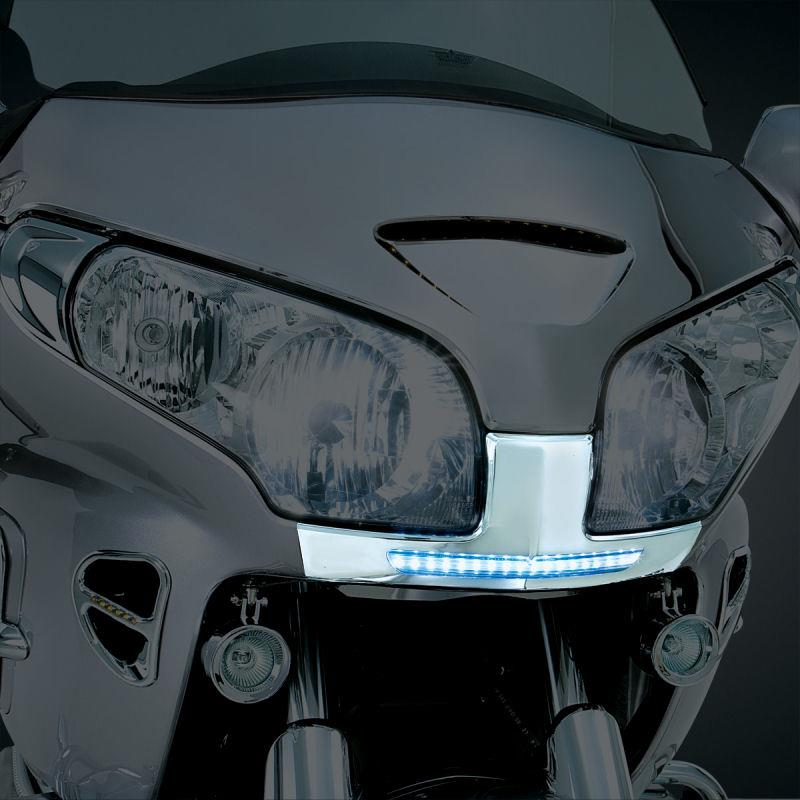 O on Honda Goldwing Gl1800 Fog Lights